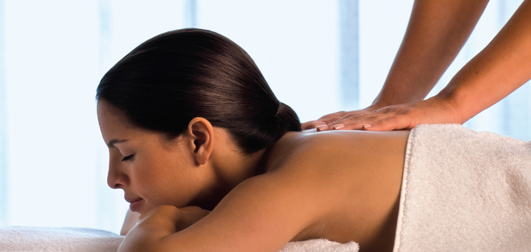 Deep Tissue Massage releases tension